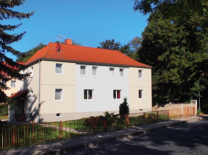 2-Raum-Wohnung in Priestewitz