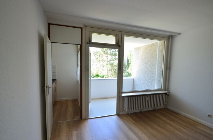Gepflegte 1-Zimmer-Wohnung sucht Mieter