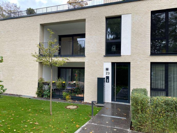 4-Zimmer-Wohnung Neubau mit Einbauküche AC Südviertel nahe Hangeweiher