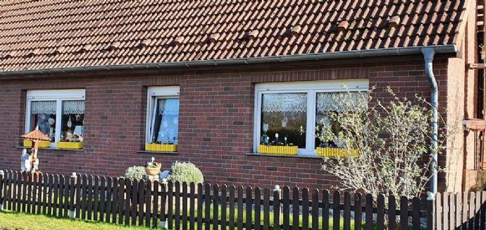 Einfamilienhaus mit Terrasse und Garten in Blankenhagen