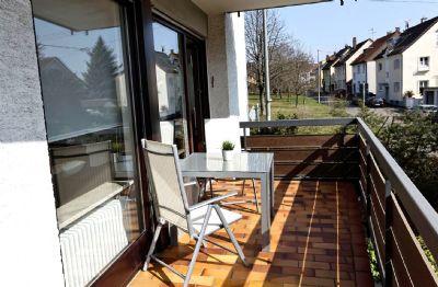 Möblierte 3-Zimmer-Wohnung in Stuttgart Degerloch