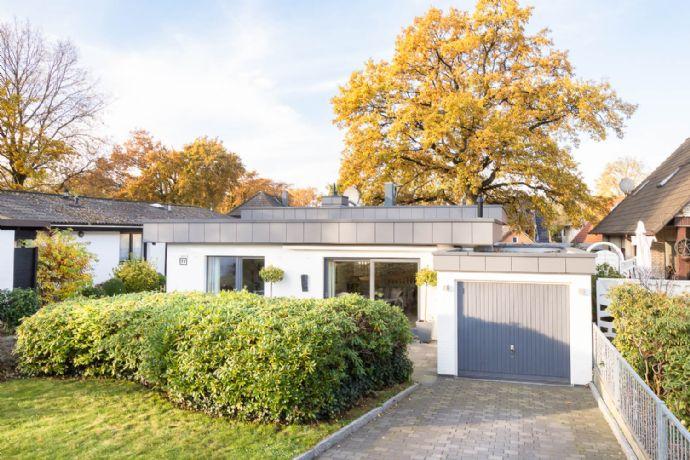Traumhaft schöner und neuwertiger Bungalow mit uneinsehbarer Terrasse und Garage zu verkaufen!