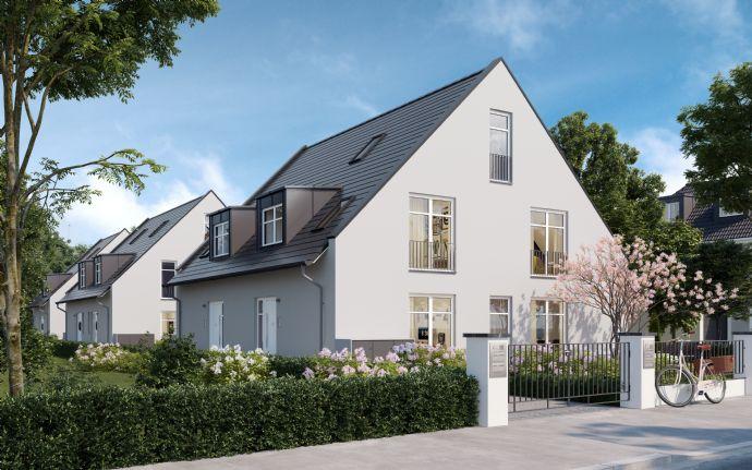 VERKAUFT: Moderne Doppelhaushälfte mit individueller Ausstattung