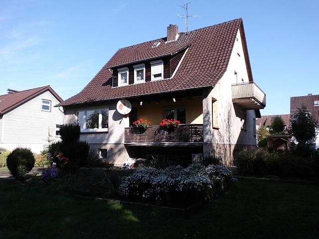 2 Familien Haus vermietet