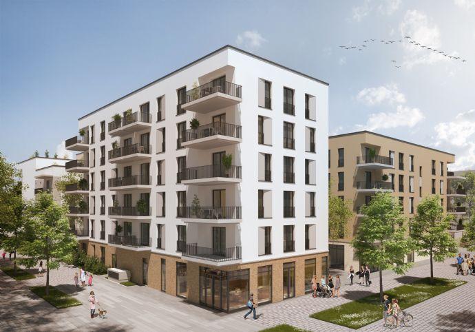 Aktion 1 Monat Mietfrei! 2-Zimmer-Wohnung mit EBK und Terrasse mit Garten