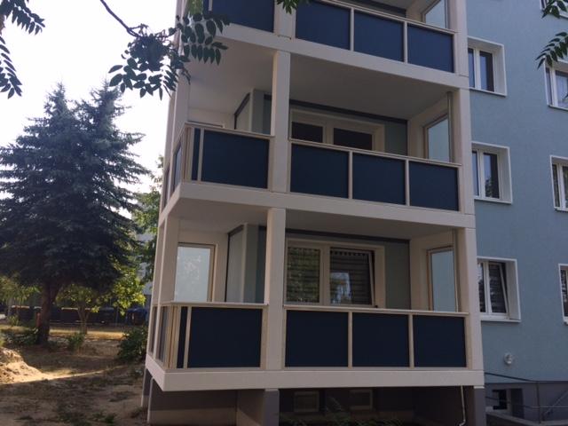 Gestalten Sie eine grüne Oase-bei diesem Balkon ist das möglich
