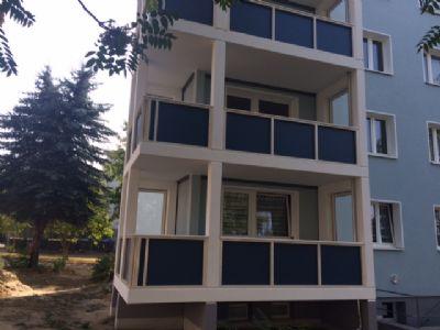 Balkon groß wie eine Terasse