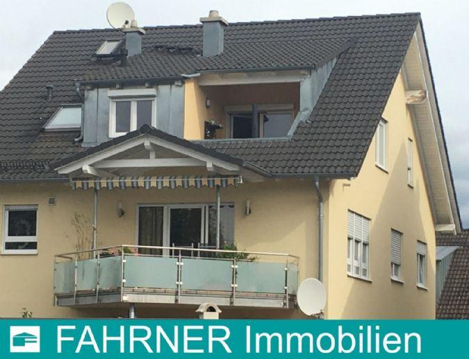 Schöne Dachgeschoss-Wohnung in Ammerbuch-Altingen
