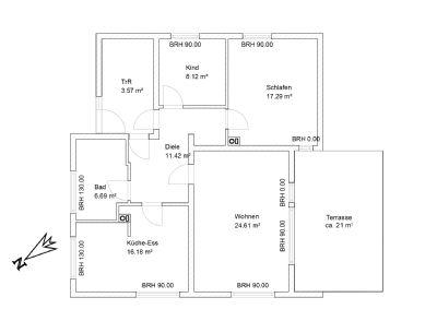Hirschhorn Wohnungen, Hirschhorn Wohnung mieten