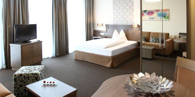 Möbiliertes und modernes 1-Zimmer-Apartment für 1 Person