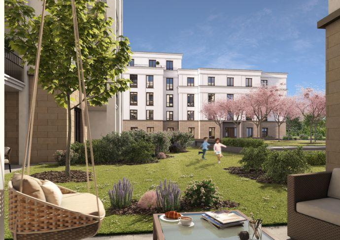 Urbane 3-Zimmer-Gartenwohnung in Freiburg - Zentral in der Eugen-Martin-Straße, Freiburg