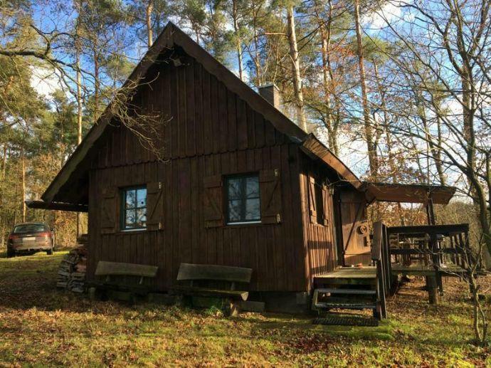 Tiny - House, Eichenholz zum abbauen