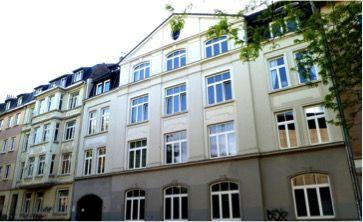 Dachgeschosswohnung mit Blick über Aachen