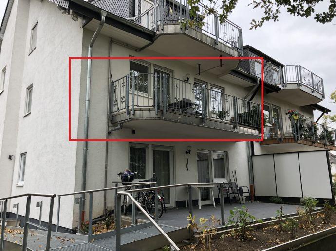 Attraktive 3 Zimmer Wohnung mit Balkon