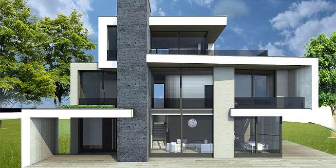 Avantgardistische Architektur - Bauhausvilla in Spitzenlage in Dahlem