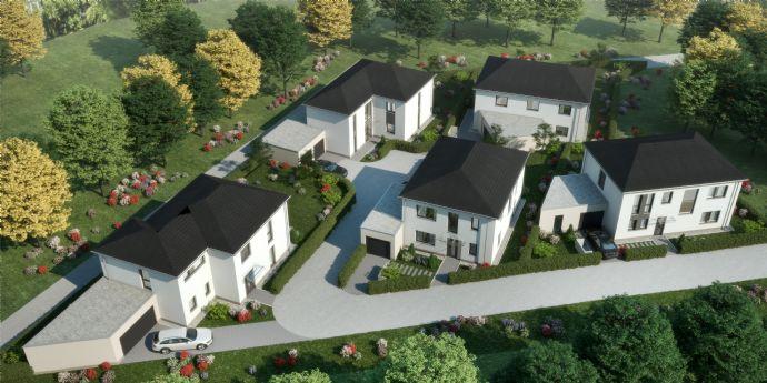 Neubau eines großzügigen, familienfreundlichen EFH mit Garten in Nidderau