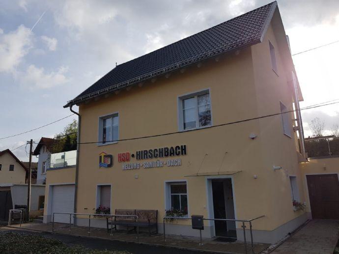 Einfamilienhaus in Hirschbach bei Glashütte, idyllisch gelegen- 3 Zimmer- WE