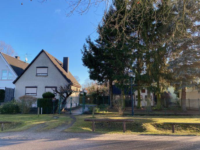 Wohnen im Grünen - Einfamilienhaus in bevorzugter Wohnlage - Glienicke/Nordbahn