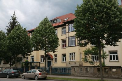 Helle 3-Zimmer-Wohnung mit Erker