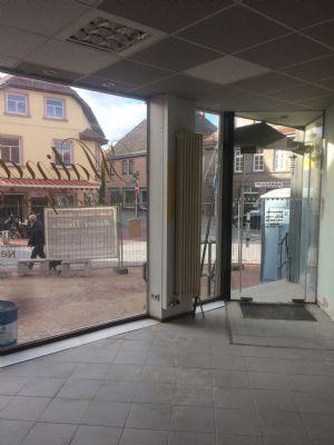 Hagenow Ladenlokale, Ladenflächen