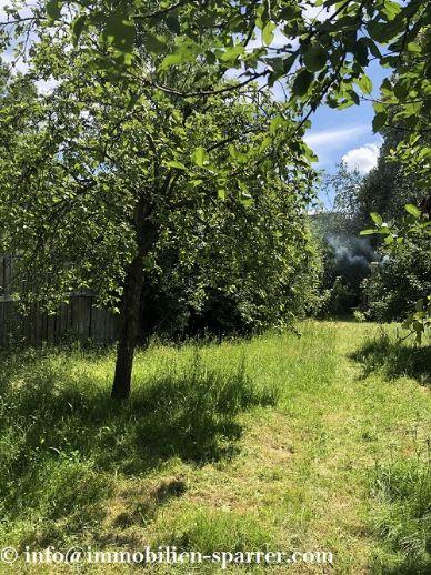 Herrliches Gartengrundstück in Weiden