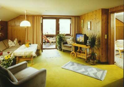 Haus Anton - Ferienwohnung 3