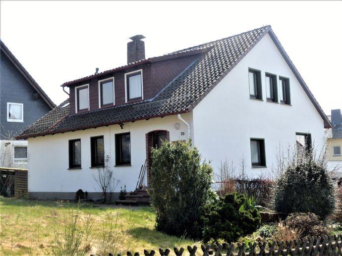 Großzügiges Wohnhaus in bevorzugter Wohnlage von Osterode am Harz