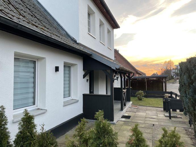 Echternach Immobilien: ... 2 Zi.-Erdgeschoß-Wohnung, Erstbezug nach Modernisierung