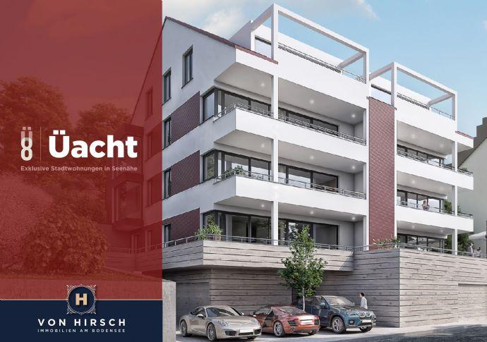 ÜACHT- Exklusive Stadtwohnung in Seenähe von Überlingen - 4 Zimmer EG Nr.02