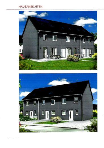 Neu zu errichtendes Reihenmittelhaus, an der Stadgrenze von HGW, zu verkaufen