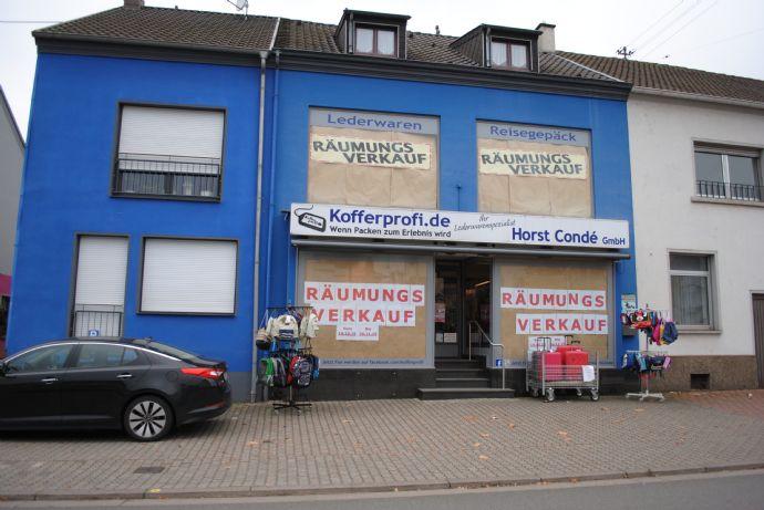 Wohn- und Geschäftshaus in Saarwellingen Schlossplatz