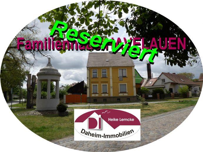 Familienhaus HAVELAUEN mit Raumpotential