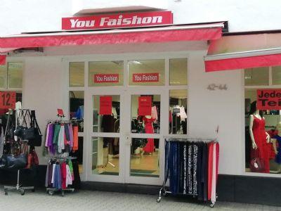 Koblenz Ladenlokale, Ladenflächen