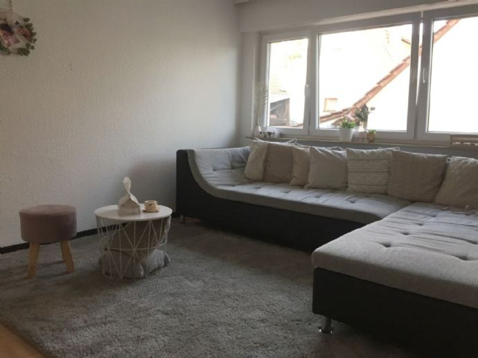 gepflegte 2 Zimmer Wohnung mit guter Infrastruktur