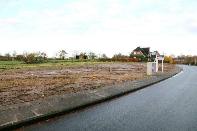 Baulücke nahe der Ostsee in