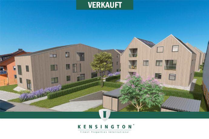 (Geringe Seesicht,KFW40) 5-Zi.-Wohnung Nr. 7.2.2 im grünsten Wohnquartier am Bodensee