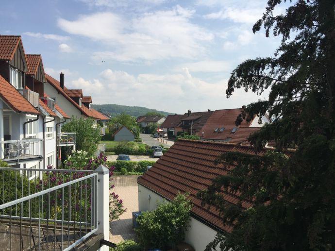 Schickes 1- Zimmer Appartement mit Balkon in Bindlach