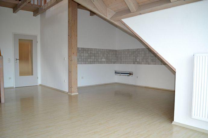 Großzügige 3-Zimmer-Wohnung mit Galerie in Pfettrach bei Landshut