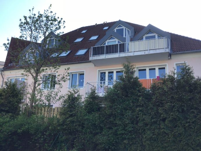 01328 Dresden - Die Natur vor der Haustüre und mit dem Stadtbus auf Arbeit