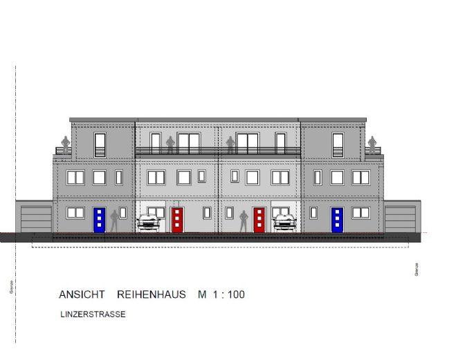 Sinzig Neubau Erstbezug, Reihenhäuser in einer TOP Lage