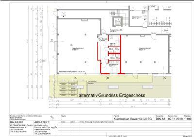 Bad Krozingen Büros, Büroräume, Büroflächen