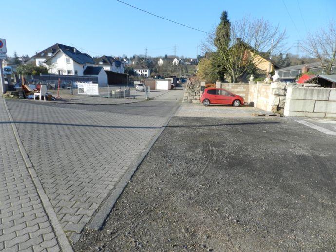 Grundstücksfläche für Bauträger