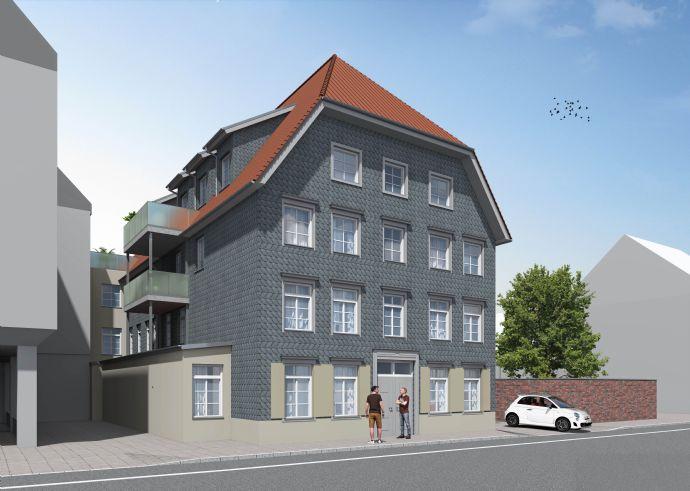 Altersgerechte Wohnung in einem Denkmalschutzobjekt zu vermieten!
