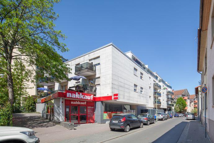 1-Zimmer Wohnung mit Balkon in Bornheim