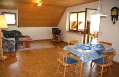Ferienwohnung Haus Leonhardt