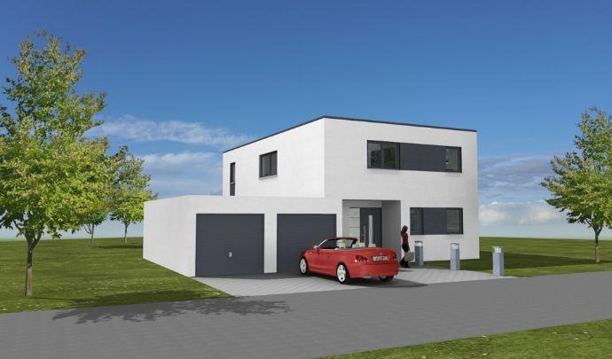 Bauprojekt Provisionsfrei! Modernes 1 Familienhaus ab 332.000 Wohnfläche ca. 165 m²
