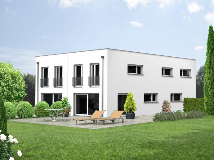 NEUBAU - freistehendes Einfamilienhaus- GS 1