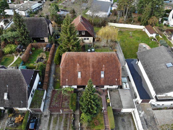 Großzügige Doppelhaushälfte im Dichterviertel - hier ist viel Platz für die Familie! 130 qm zzgl. Keller