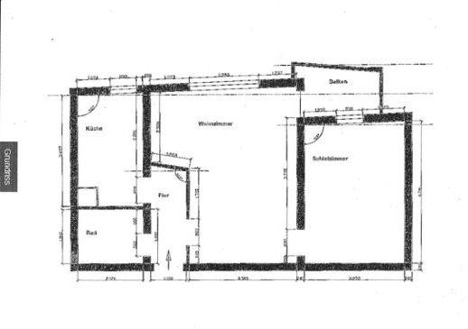 2-Zimmer-Wohnung (60 m²) in Reinbek zu verkaufen KEINE COURTAGE