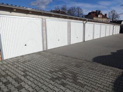 Oranienburg Garage, Oranienburg Stellplatz